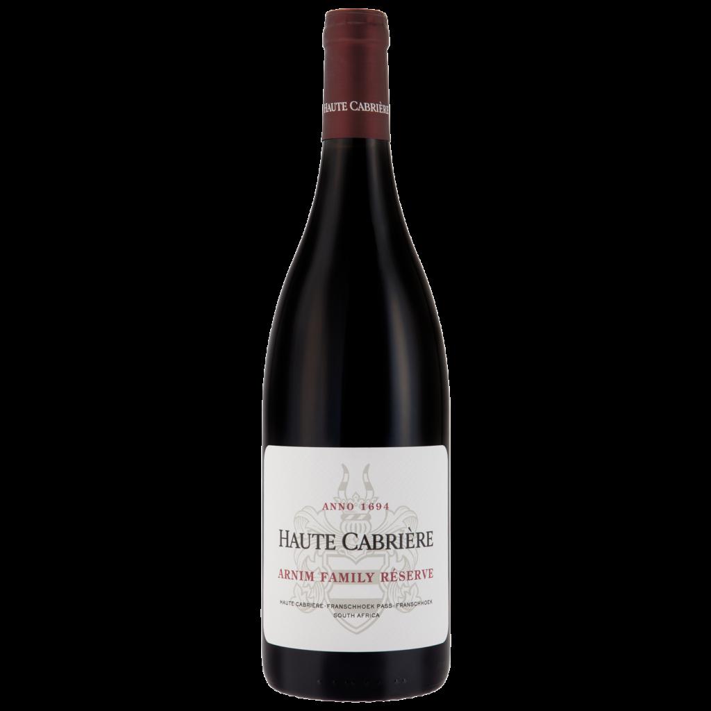 Haute Cabrière Arnim Family Reserve Franschhoek Wine