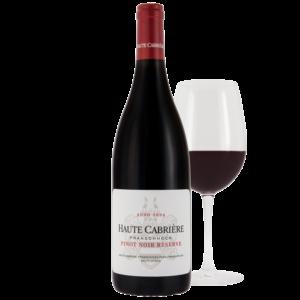 Haute Cabrière Pinot Noir Reserve Glass