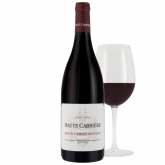 Haute Cabrière Arnim Family Reserve Franschhoek Wine Glass