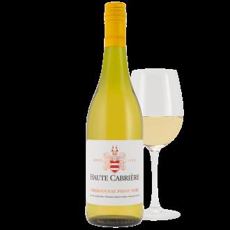 Haute Cabrière Chardonnay Pinot Noir Wine Glass
