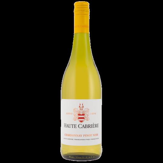 Haute Cabrière Chardonnay Pinot Noir Bottle