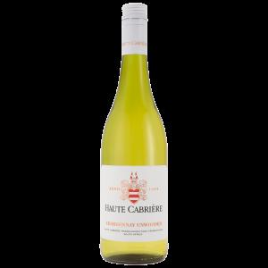 Haute Cabrière Chardonnay Unwooded Franschhoek Wine