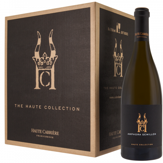 Haute Cabrière Haute Collection Amphora Semillon Case