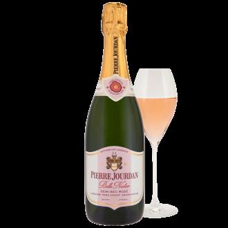 Haute Cabrière Pierre Jourdan Belle Nectar Cap Classique Franschhoek Champagne Glass