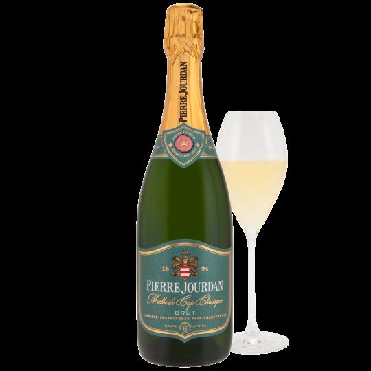 Haute Cabrière Pierre Jourdan Brut Cap Classique Franschhoek Champagne
