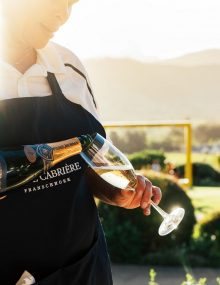 The best wines in Franschhoek with a view