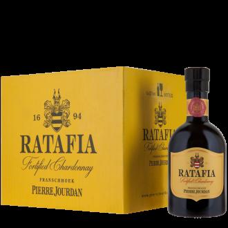 Haute Cabrière Pierre Jourdan Ratafia Fortified Wine Case