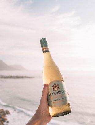 Haute Cabrière Tranquille Wine