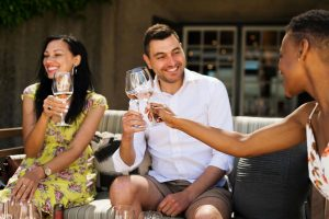 Haute Cabrière Wine Tasting Franschhoek